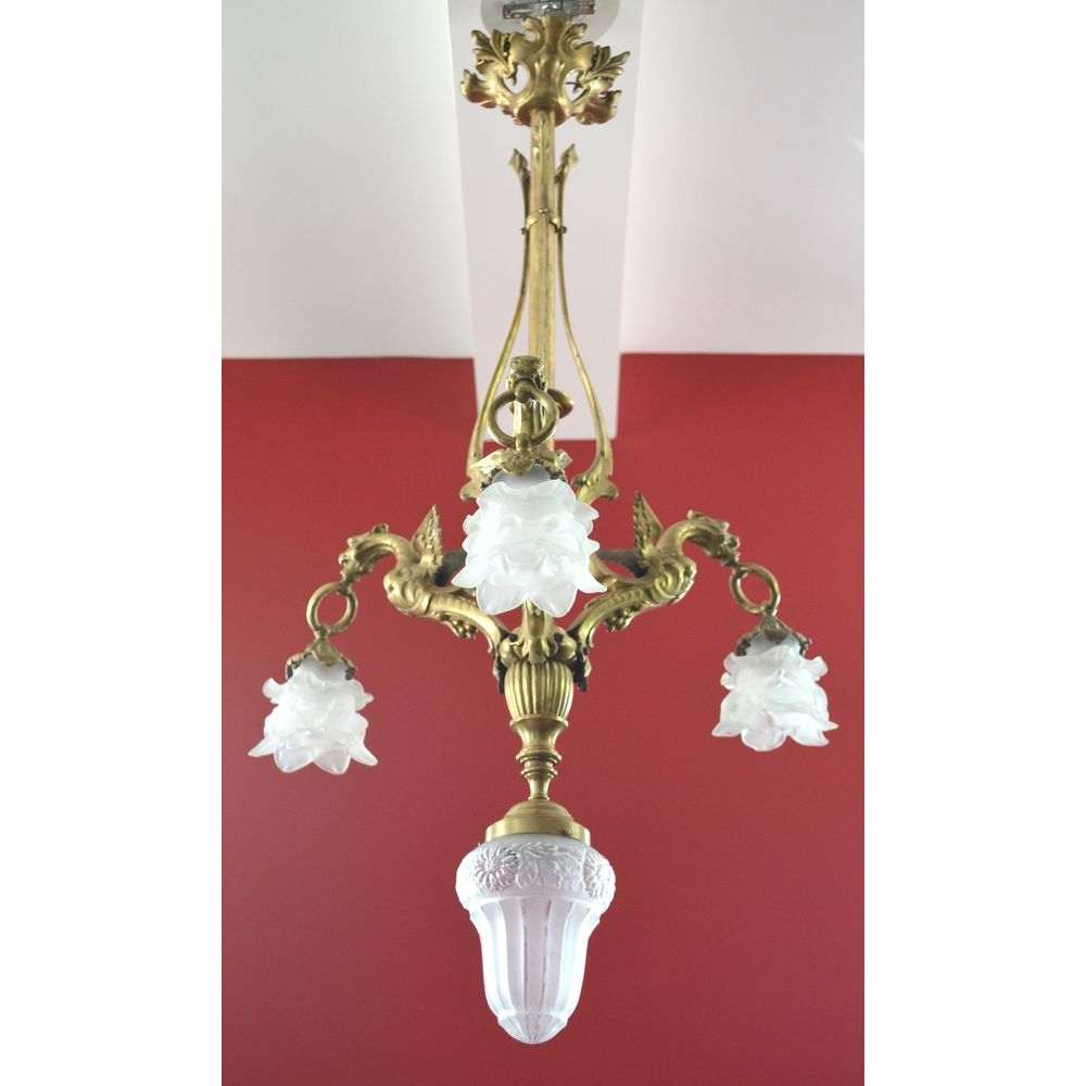 Main Product Image A Superb French Antique Bronze